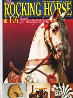 The rocking horse magazine Issue 3