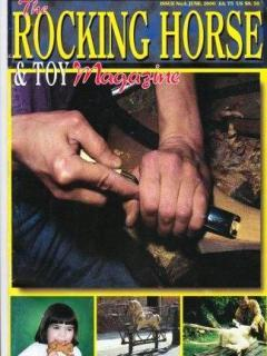 The Rocking Horse Magazine issue 4