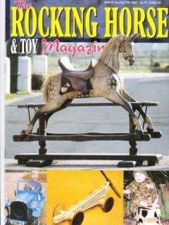 The Rocking Horse Magazine Issue 8