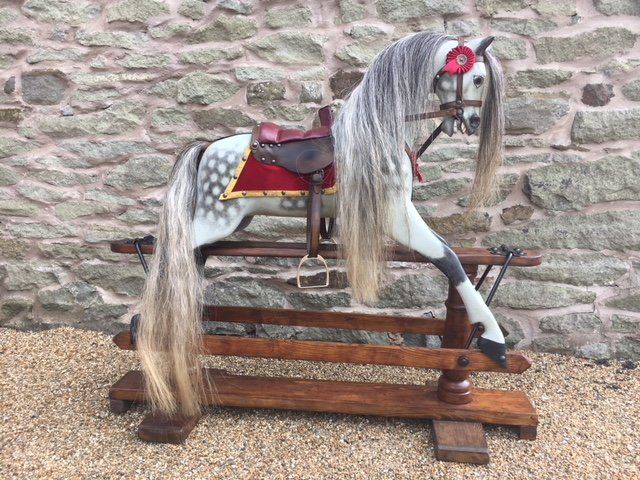 old ayres rocking horse