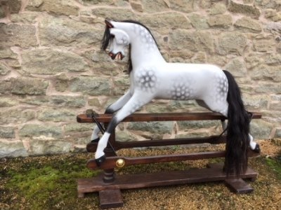 triang sportiboy rocking horse