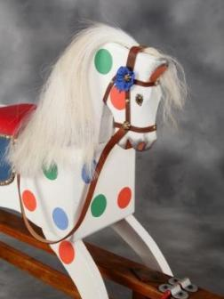 collinsons rocking horse