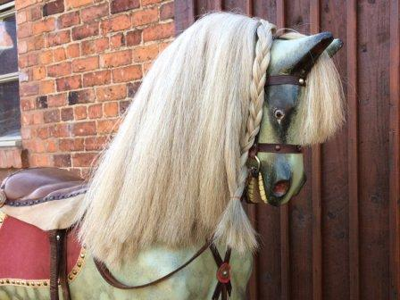 Vintage Collinsons of Liverpool rocking horse