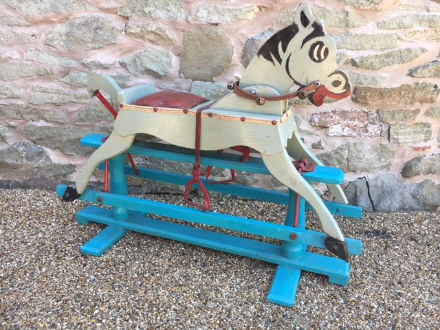 swallow toys rocking horse