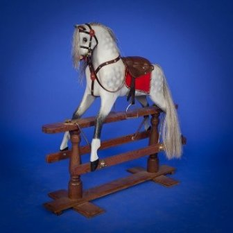 Barker and Norton rocking horse