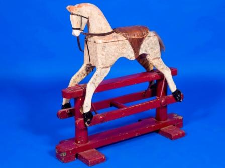 crossley brothers rocking horse