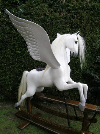 Pegasus winged horse