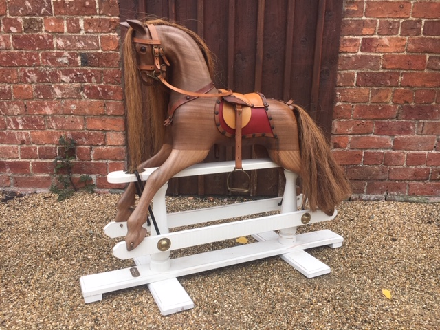 Withers rocking horse