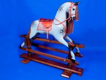 Stevensons rocking horse for sale
