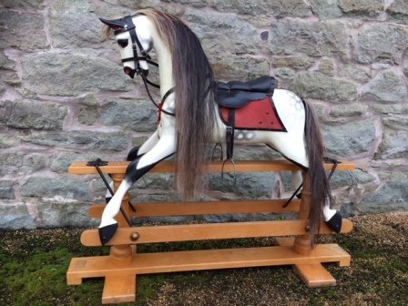 stevensons of kent rocking horse
