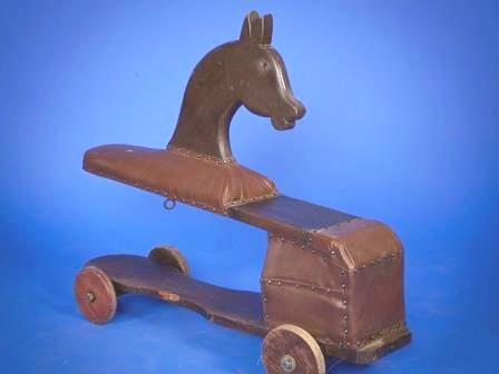 Antique Sprung Horse