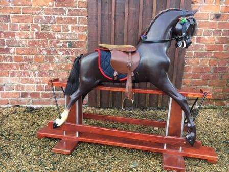 Black Haddons rocking horse