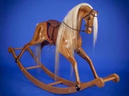 Relko bow rocking horse