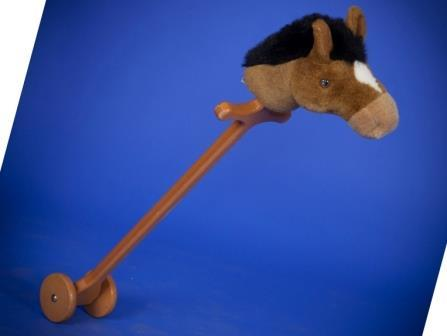 Merrythought Hobby Horse