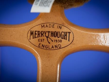 Merrythought Hobby Horse Badge