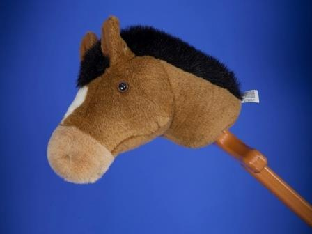 Merrythought Hobby Horse Head