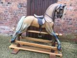 Very large Horsecraft rocking horse