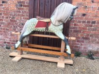 Large Collinsons rocking horse